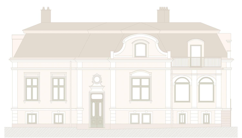 Villa Baden Immobilie
